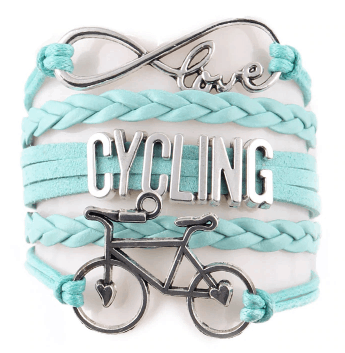 bratara infinity love cycling